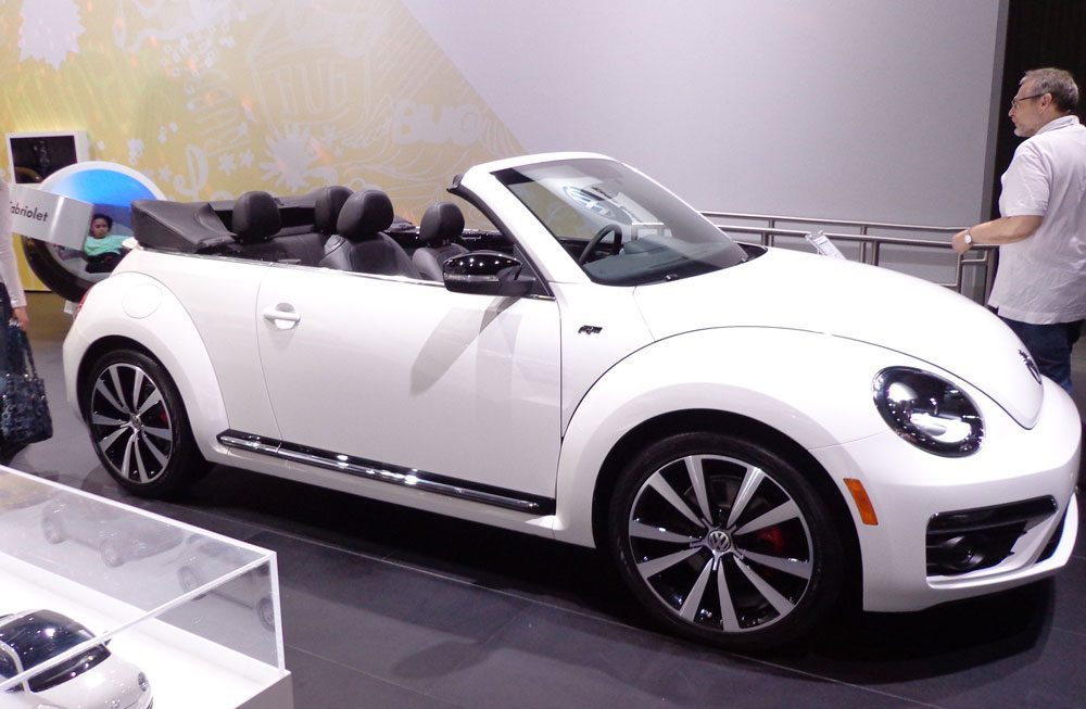 The Beetle, among many other VW products, was one of the cars the company had rigged to deceive emission testing and make it seem as if the vehicle was less polluting than it really was. The company admitted to the deception and was ordered to pay a $2.8 billion criminal fine by a federal judge in the United States.  (Vinny Herring)