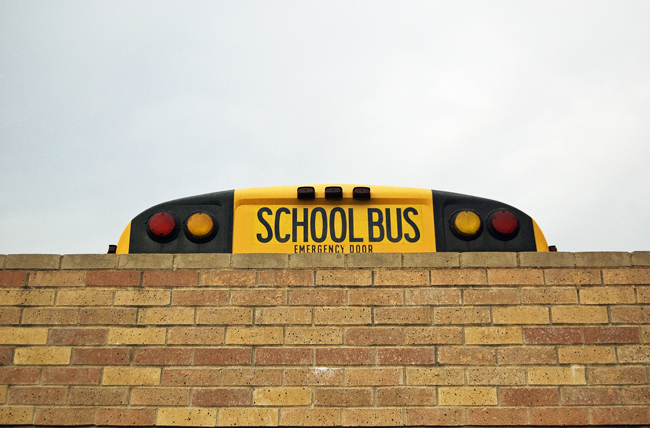A later start time for middle schools would have required the addition of six bus routes, at a cost the school district hasn't budgeted. (Joey Parsons)
