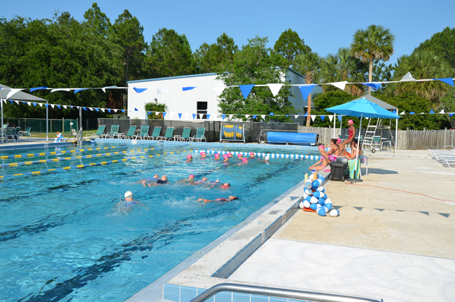 Facing 236 000 Deficit School Board Rethinks Belle Terre Swim Club And Adult Education