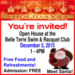 belle terre swim and racquet club fund-raiser
