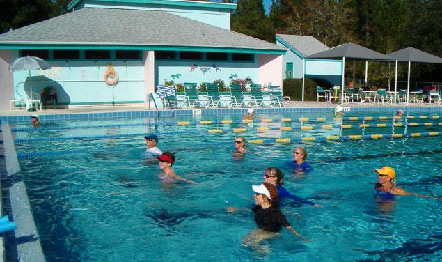 Belle Terre Swim & Racquet Club, Palm Coast