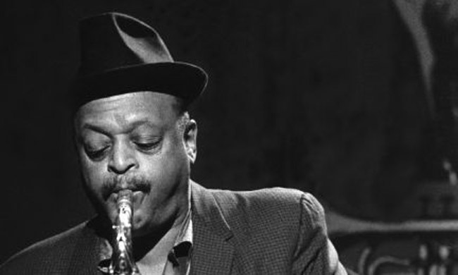 The great Ben Webster.