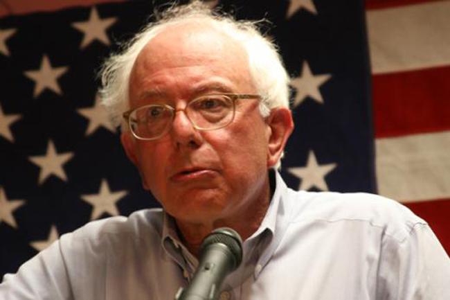 Vermons Senator Bernie Sanders. (From Sanders's website)