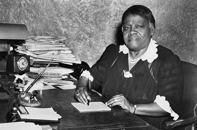 Mary McLeod Bethune will be the face of Florida at the U.S. Capitol.