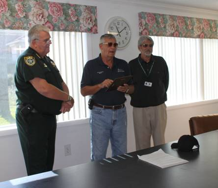 beverly beach flagler county sheriff substantion