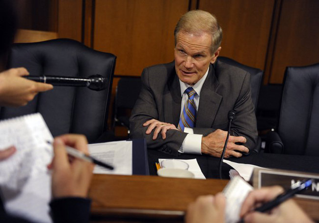 Bill Nelson says it was the Florida Legislature's 'callous decision' to pass a law that forbids regulating health insurance rates. (Facebook)