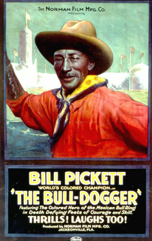bill pickett black cowboys history texas florida