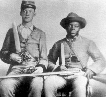 black-confederates blackface