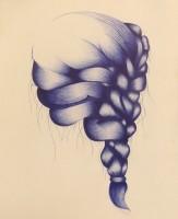 art league blue braid kayla dance