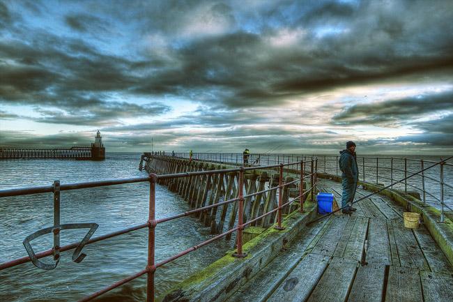 Blyth Fishing. (Michael Marston)