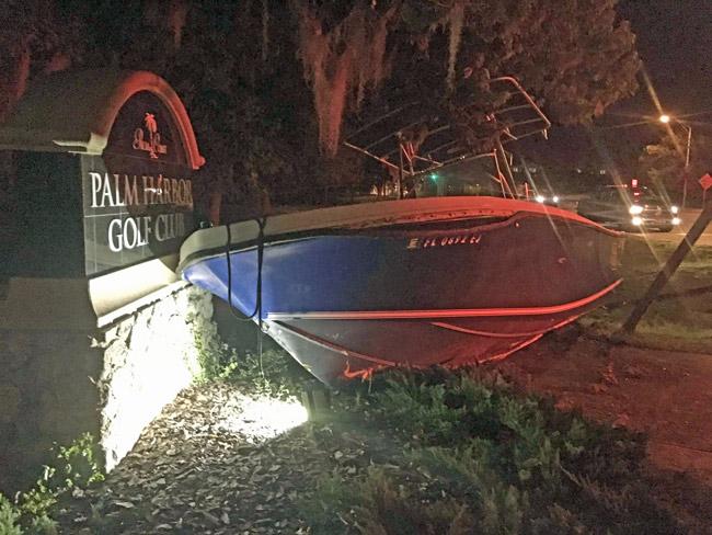 boat palm harbor golf