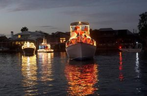 Last year's holiday boat parade in Palm Coast drew a record 33 vessels.