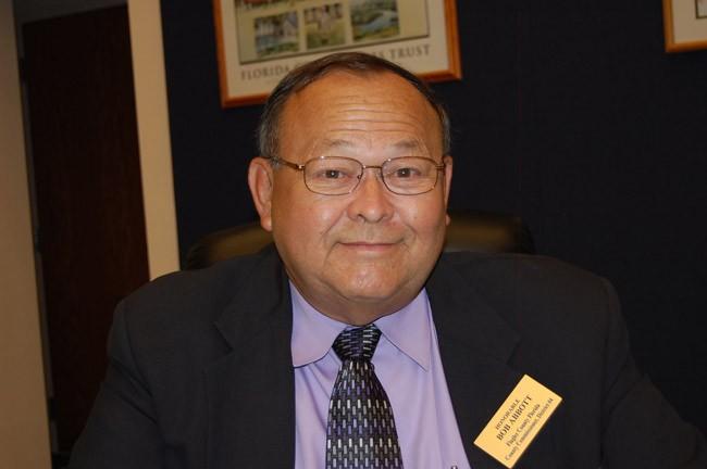 bob abbott flagler county commission