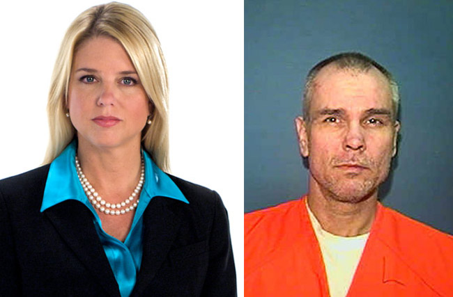 "Marshall Lee Gore gets a stay of execution until Oct. 1--to accommodate a ""campaign kickoff"" fundraiser for Florida Attorney General Pam Bondi."