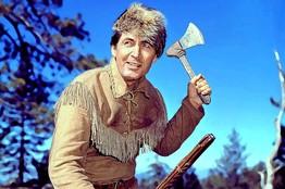 Daniel Boone, the fake one