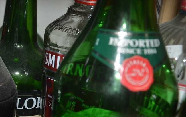 bottle clubs banned