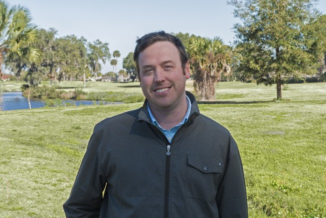 KemperSports's new general manager at Palm Coast's golf and tennis operations.