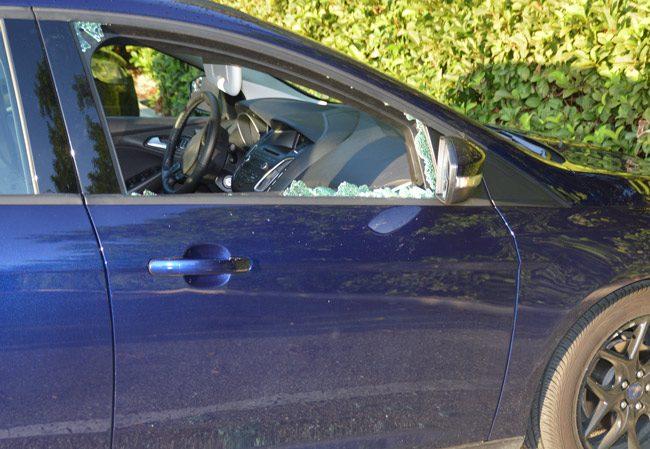 hotel car break-ins