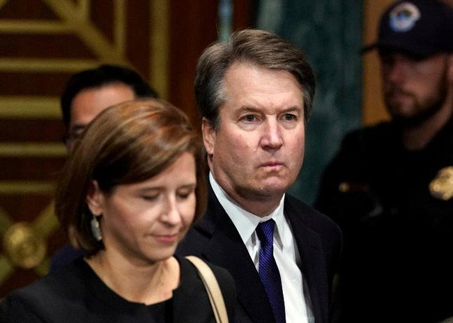 brett kavanaugh saint
