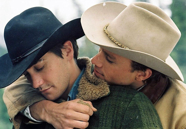 Eight years on, 'Brokeback Mountain' is still ahead of its American times.