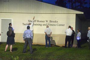 sheriff homer brooks tactical center
