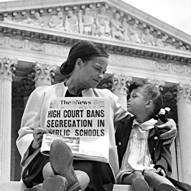 Today--May 17--is the 65th anniversary of Brown v. Board of Education, the unanimous Supreme Court decision finding school segregation unconstitutional.
