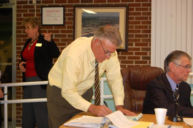 Bruce Campbell City Manager Flagler Beach