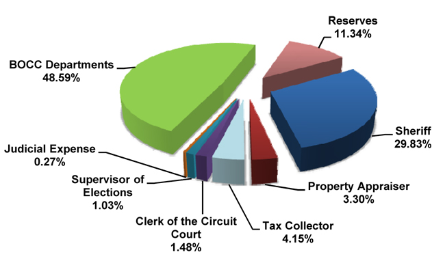 flagler county budget graph 2011