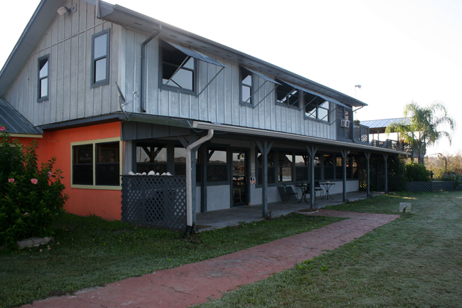 It's been closed for 15 months, but the restaurant at Bull Creek Campground just landed a new lease and will open by spring for breakfast, lunch and dinner. (Carl Laundrie/Flagler County)