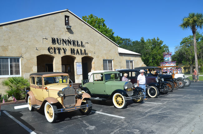 Bunnell is acting like it's 1913 again. (© FlaglerLive)