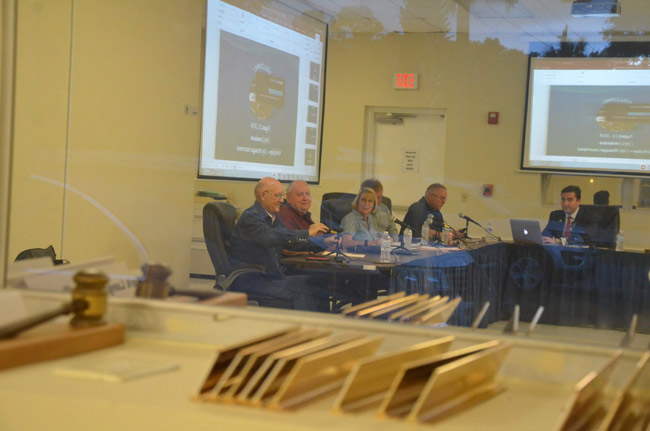 The Bunnell City Commission will decide how many of the proposed charter amendments a committee drafted will go before voters in March, and in what form. (© FlaglerLive)