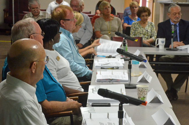 bunnel city commission pay raises