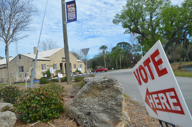 The Bunnell election on March 4 has just taken an unexpected turn.