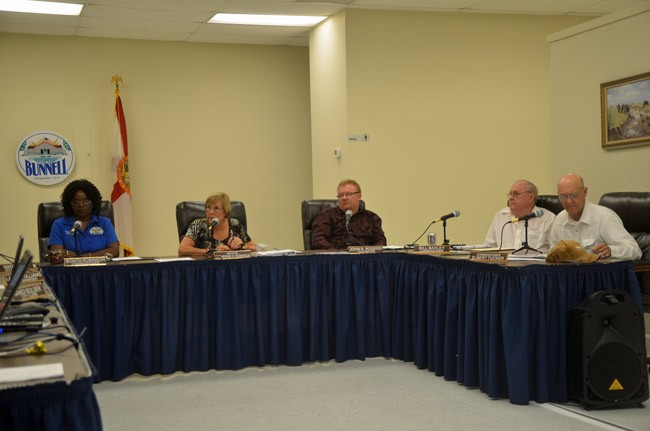 bunnell city commission