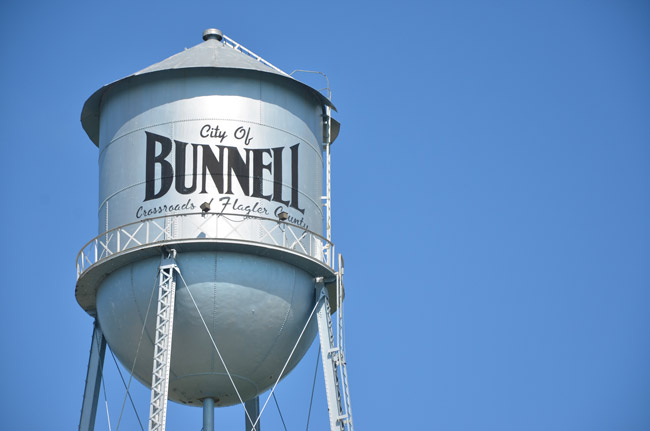 Bunnell is worried about becoming even less of a crossroads than it's been. (© FlaglerLive)