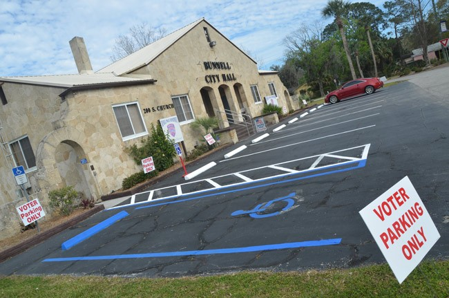 bunnell city commission voter turnout