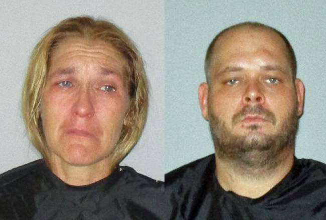 Billy Burnett, 33, of Bunnell, andTricia Reigle, 47, of Flagler Beach.