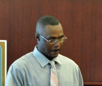 C. J. Nelson goes on trial. (© FlaglerLive)