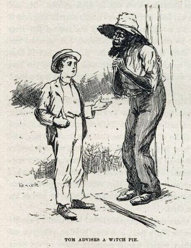 huckleberry finn and the concept of A summary of chapters 2–3 in mark twain's the adventures of huckleberry finn learn exactly what happened in this chapter, scene, or section of the adventures of.