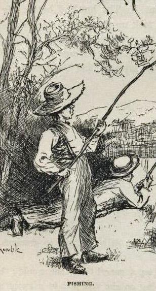 mark twain kemble illustrations huckleberry finn complete text