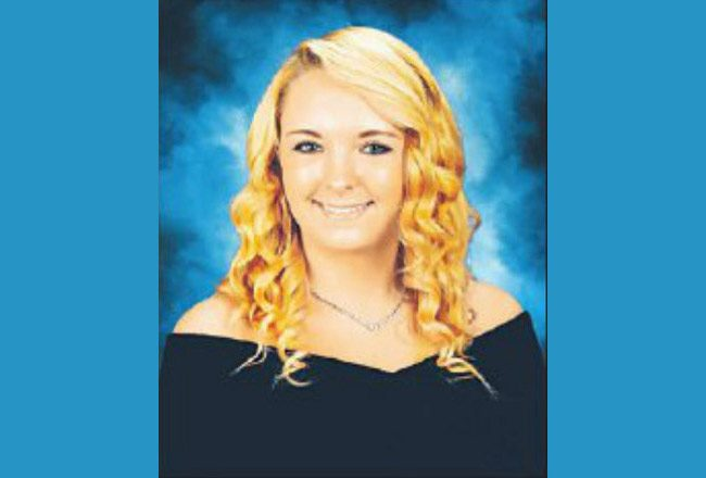 Caitlin Elizabeth Ryone was a 2014 graduate of Flagler Palm Coast High School.