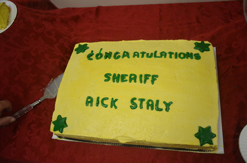 staly cake