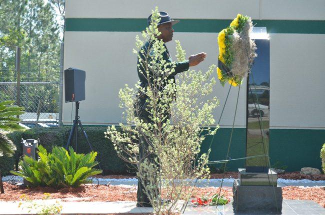 calvin grant sheriff memorial