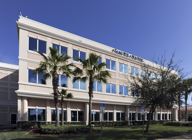 Florida Hospital Flagler's Cancer Center. (FHF)