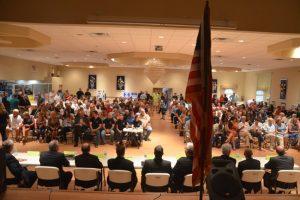 sheriff's forum 2016