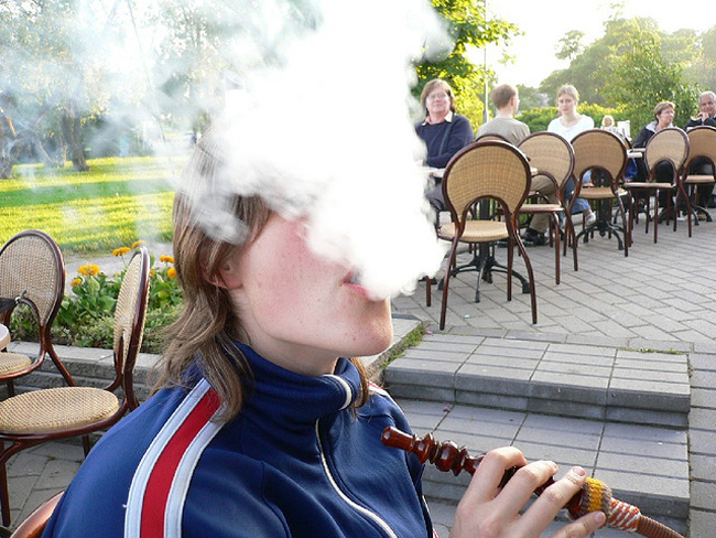 Alarm might sometimes cloud the facts of teen smoking. (Johanna MacDonald)