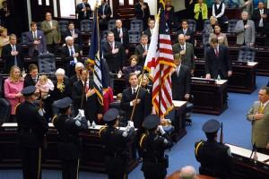 dean cannon florida house speaker health care reform defiance