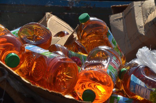 apple juice cargo