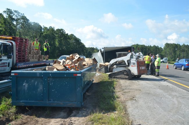 i-95 clean-up