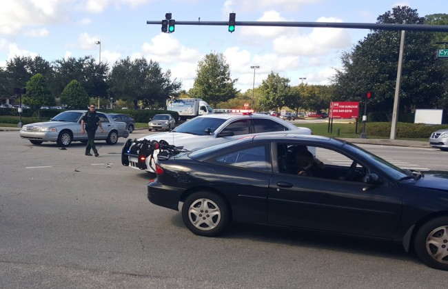carman crash scene